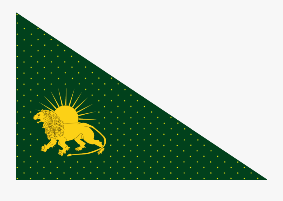 Flag Of Mughal Empire, Transparent Clipart