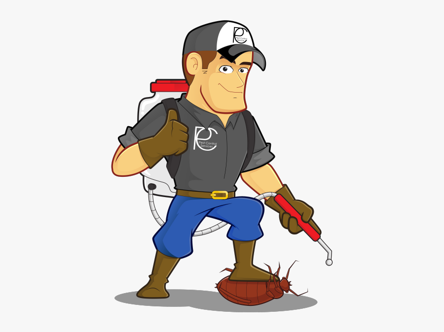 Gas Clipart Insect Spray - Exterminator Clipart, Transparent Clipart