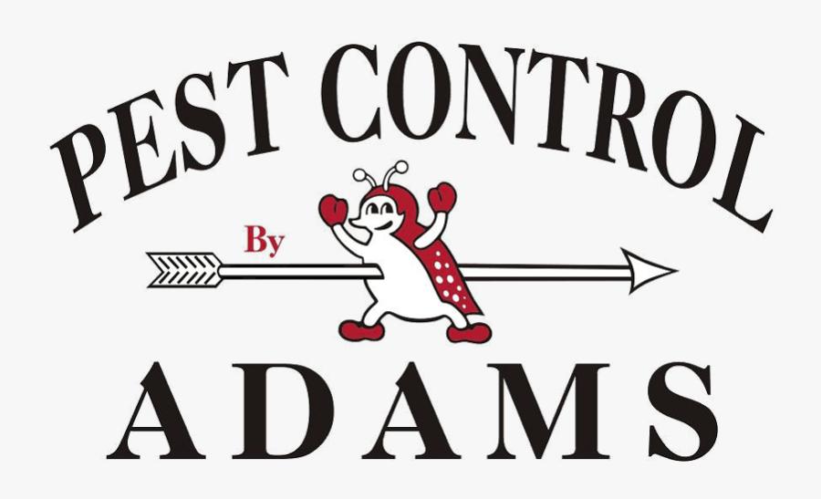Adams Pest Control, Transparent Clipart