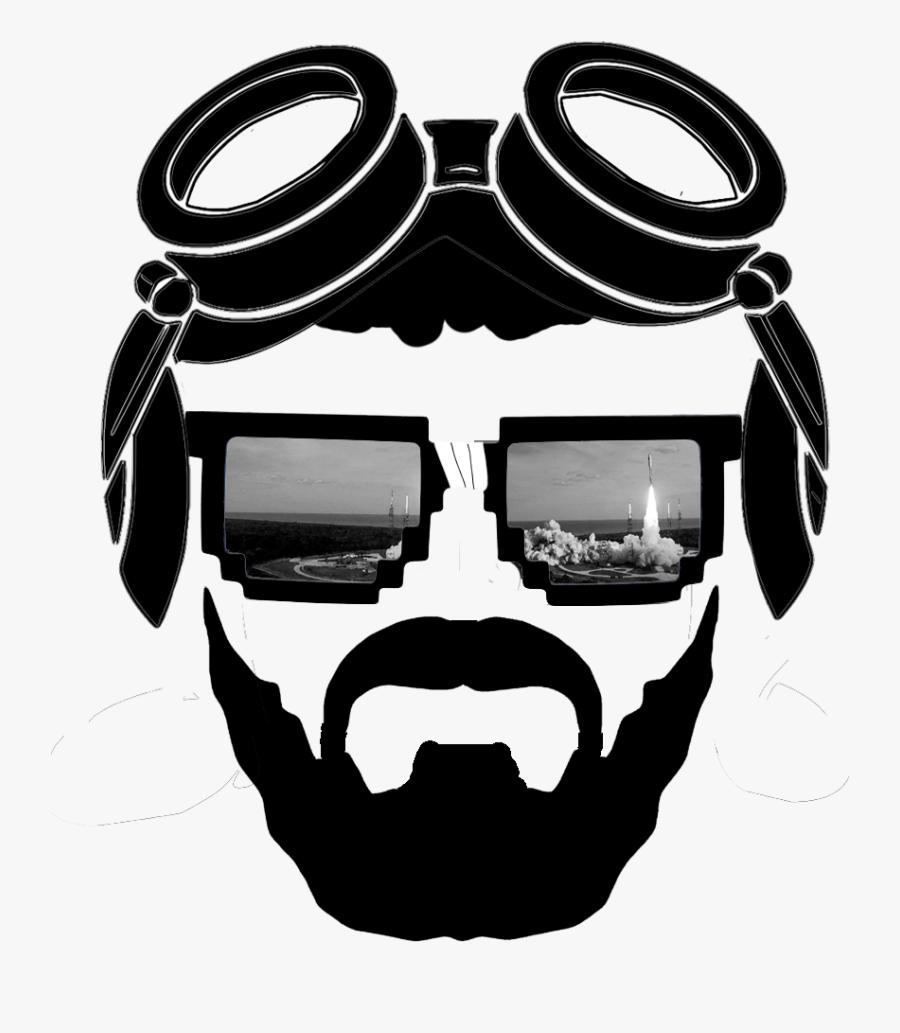 Big Beard Happy Birthday - Happy Birthday Beard Man, Transparent Clipart