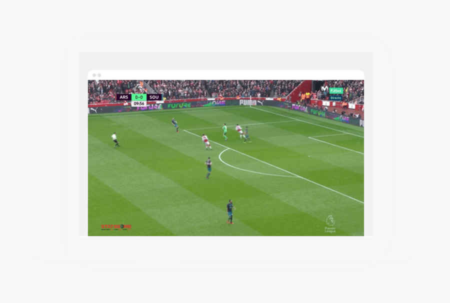 Pressure On The Pitch - Soccer-specific Stadium, Transparent Clipart