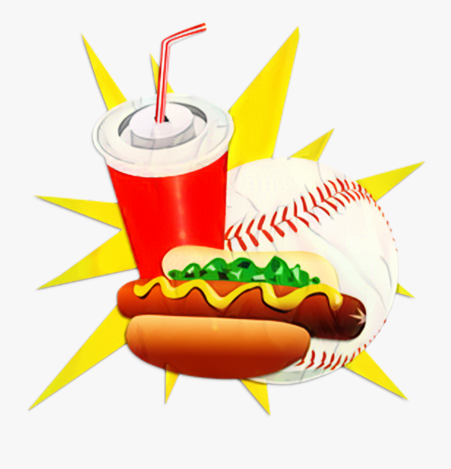 Junk Food Fast Food Clip Art Illustration - Fast Food, Transparent Clipart