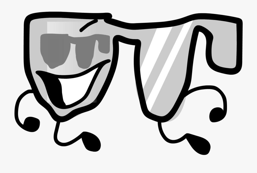 Object Filler Wiki - Object Filler Again Cool Glasses, Transparent Clipart
