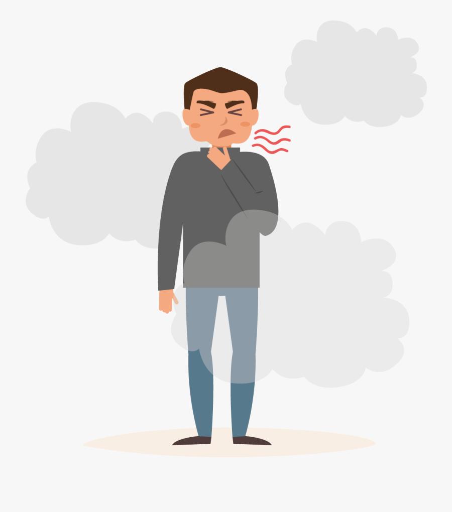 What Is Allergy Guide - Gastritis Ilustraciones, Transparent Clipart