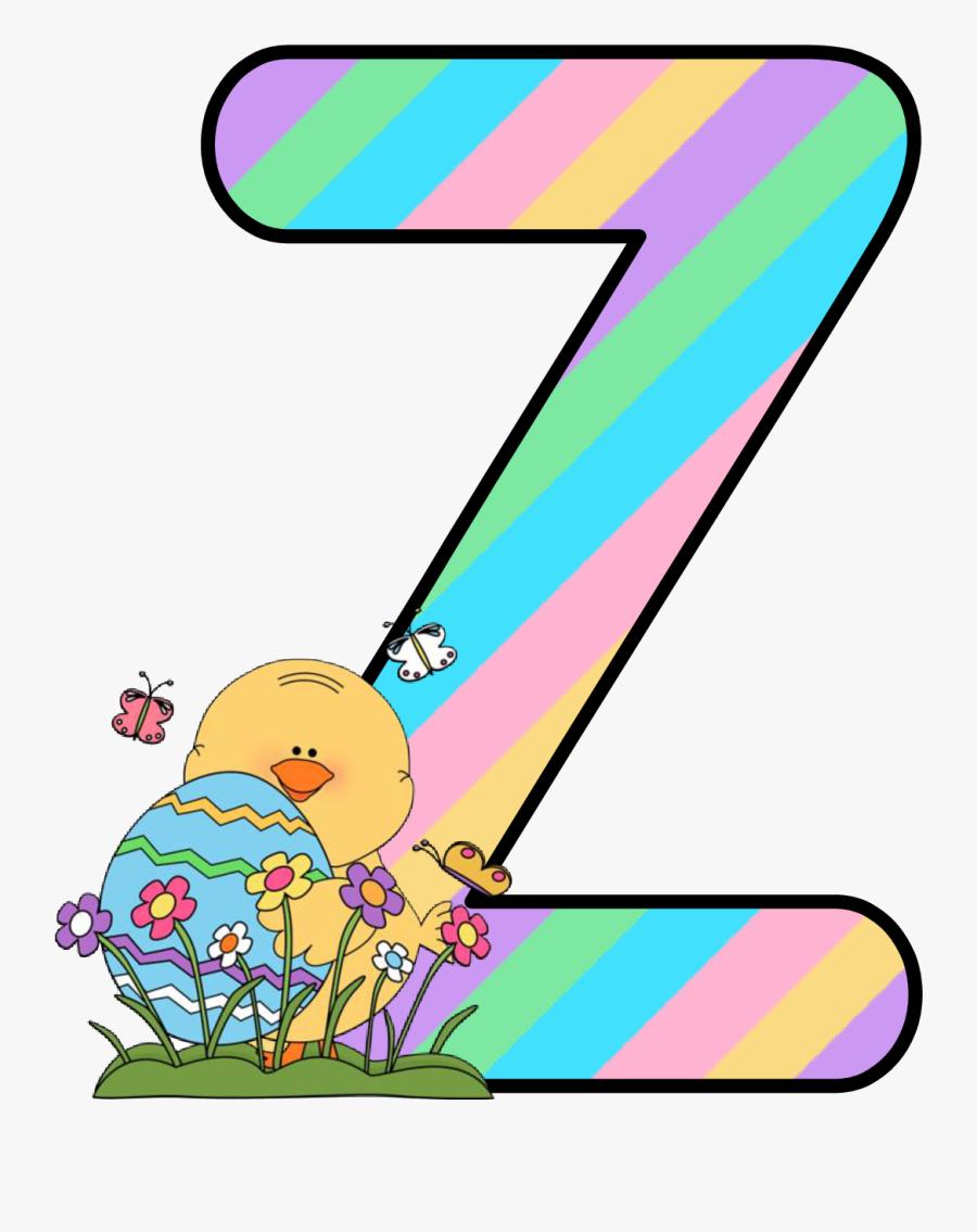 Letter D Alfabeto Easter De Kid, Transparent Clipart