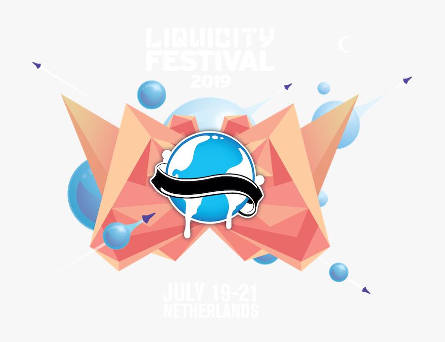 Join Liquicity Festival - Liquicity Summer Festival 2019, Transparent Clipart