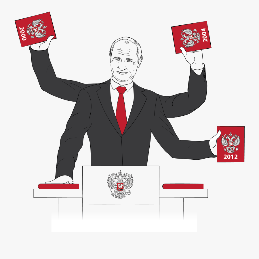Ten Things That Caught Our Eye In Putin S Inauguration Businessperson Free Transparent Clipart Clipartkey
