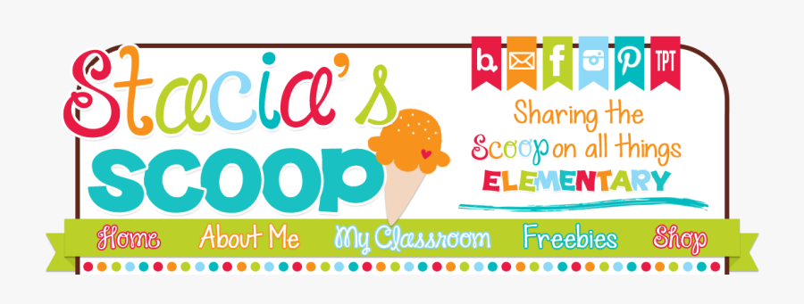 "Stacia""s Scoop, Transparent Clipart"