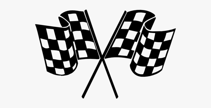 Racing Clipart Png Transparent Images - Finish Line Flag, Transparent Clipart
