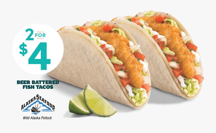 Burrito,sandwich Wrap,burrito,junk Food,produce,mexican - Fish Tacos Del Taco, Transparent Clipart