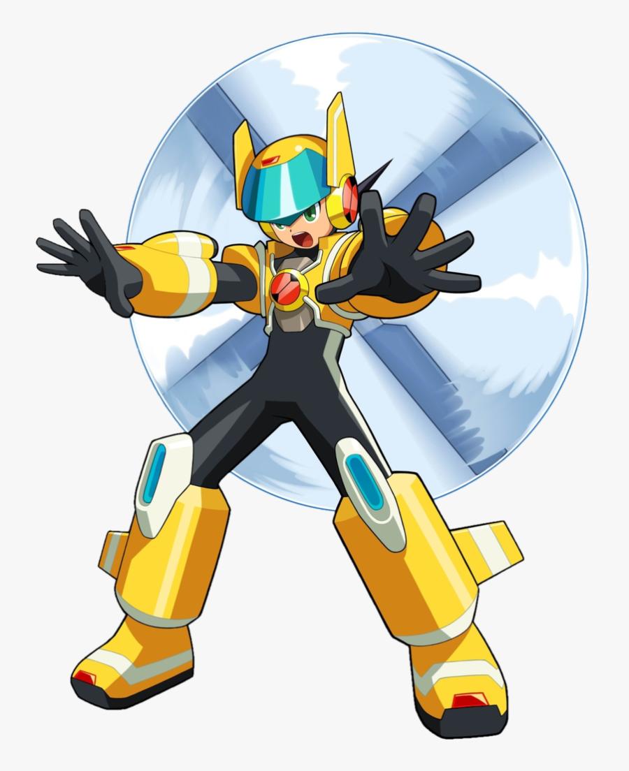 Gyro Soul Photo Exe Soul Gyro - Megaman Battle Network 5 Gyro, Transparent Clipart
