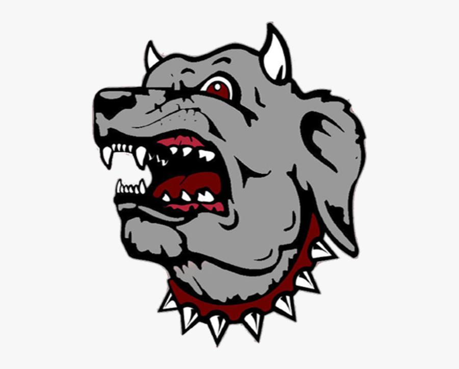 The Harrison Goblins Defeat The Morrilton Devil Dogs - Morrilton High School Devil Dogs, Transparent Clipart