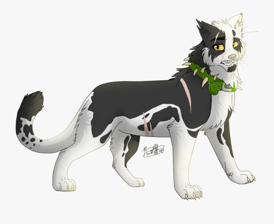 Cat Warriors Into The Wild Bone Image - Bone From Warrior Cats, Transparent Clipart