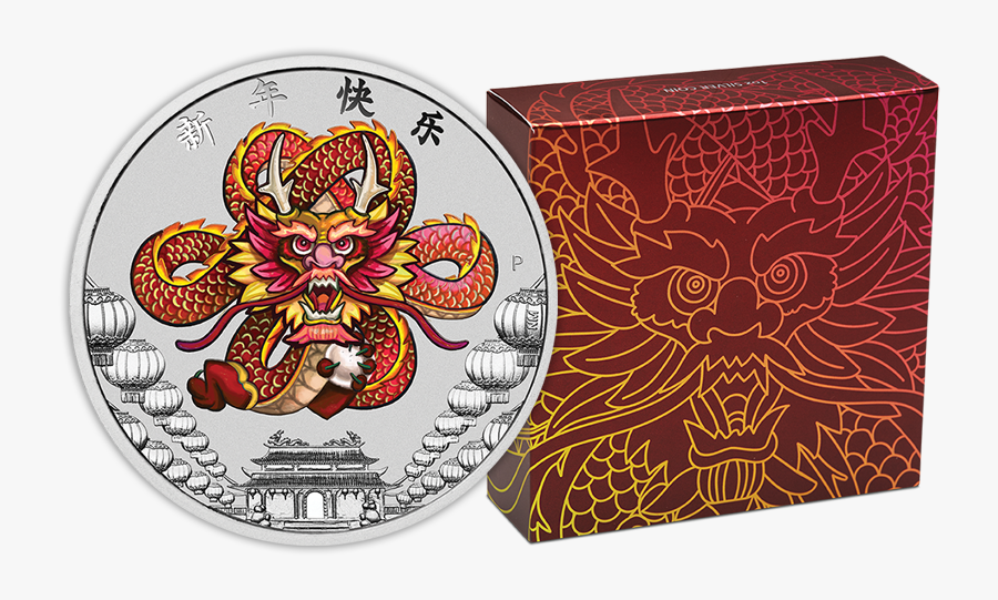 Transparent Chinese New Year Png - Coin, Transparent Clipart