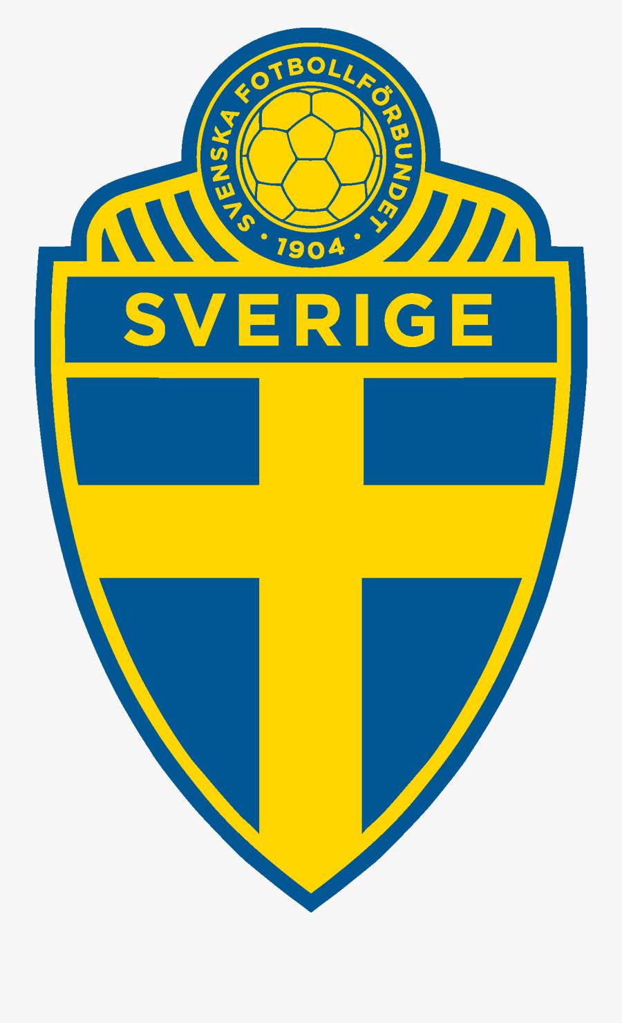 Swedish Football Association Amp Sweden National Football - Sweden National Football Team Logo, Transparent Clipart