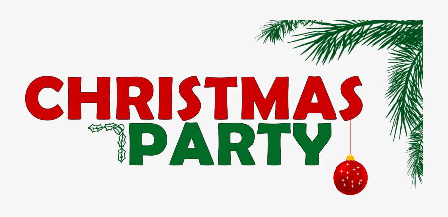 Christmas Party Png Free Images - Merry Christmas Party Png, Transparent Clipart