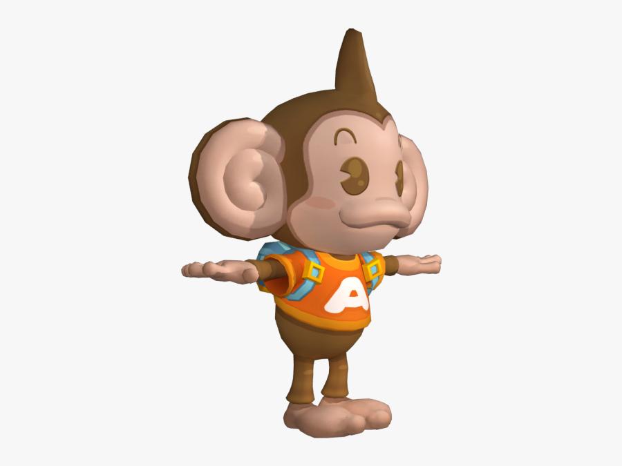 Super Monkey Ball Model, Transparent Clipart