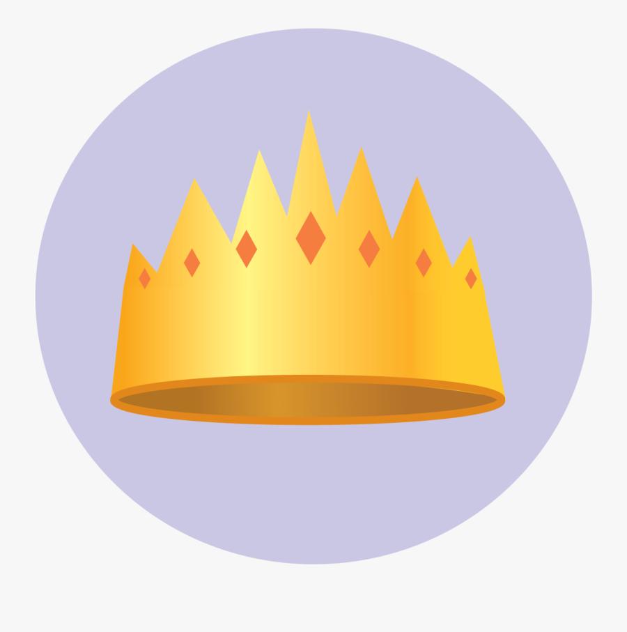 Crown Jesse Tree Clipart , Png Download - Jesse Tree Symbols Crown, Transparent Clipart