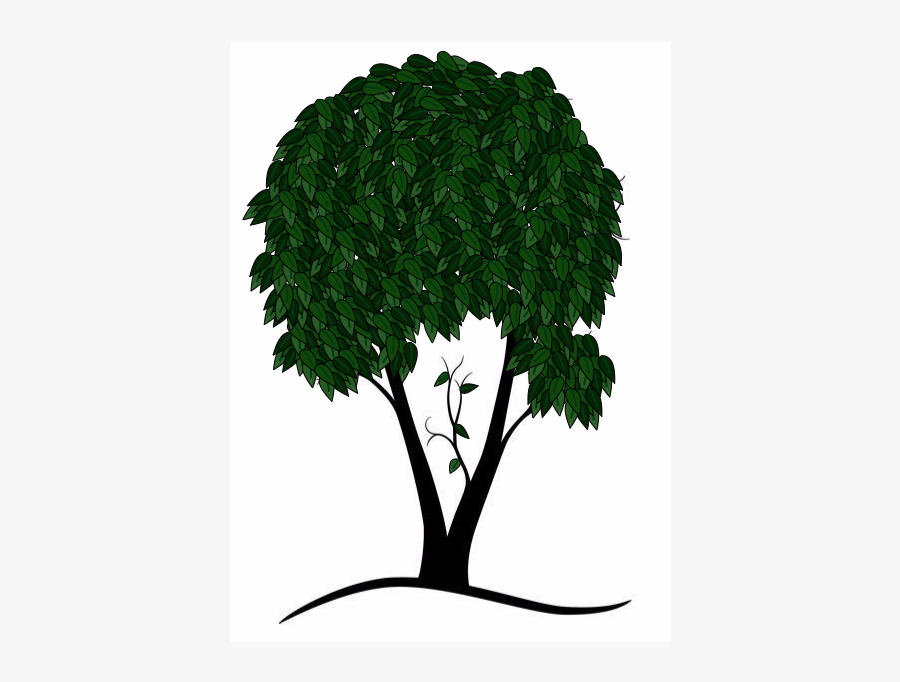 Diversity Drawing Tree Logo - End Gif With Trees, Transparent Clipart