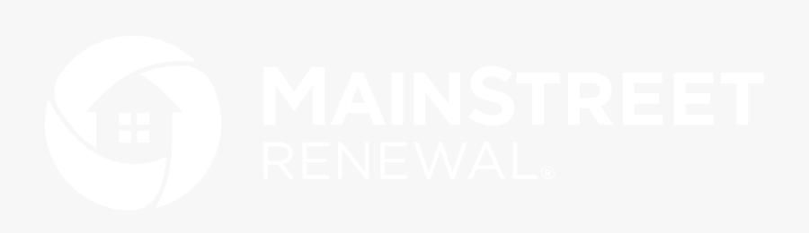 Main Street Renewal, Transparent Clipart