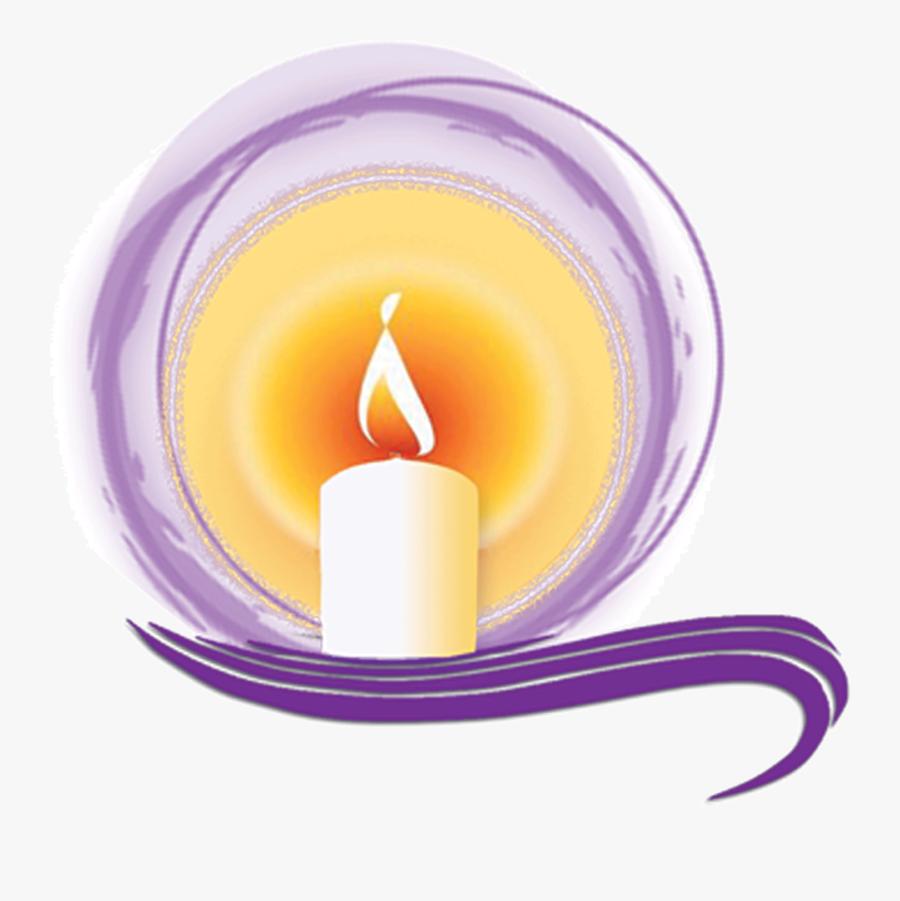 Church Candle Clipart, Transparent Clipart