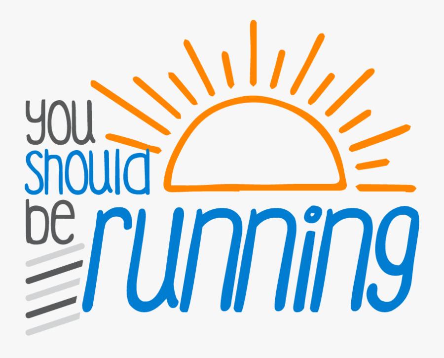 Why You Should Run A Marathon - Circle, Transparent Clipart