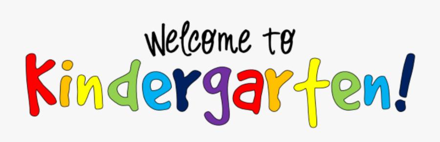 Eligible To Register For Kindergarten - Kindergarten Free Clipart, Transparent Clipart