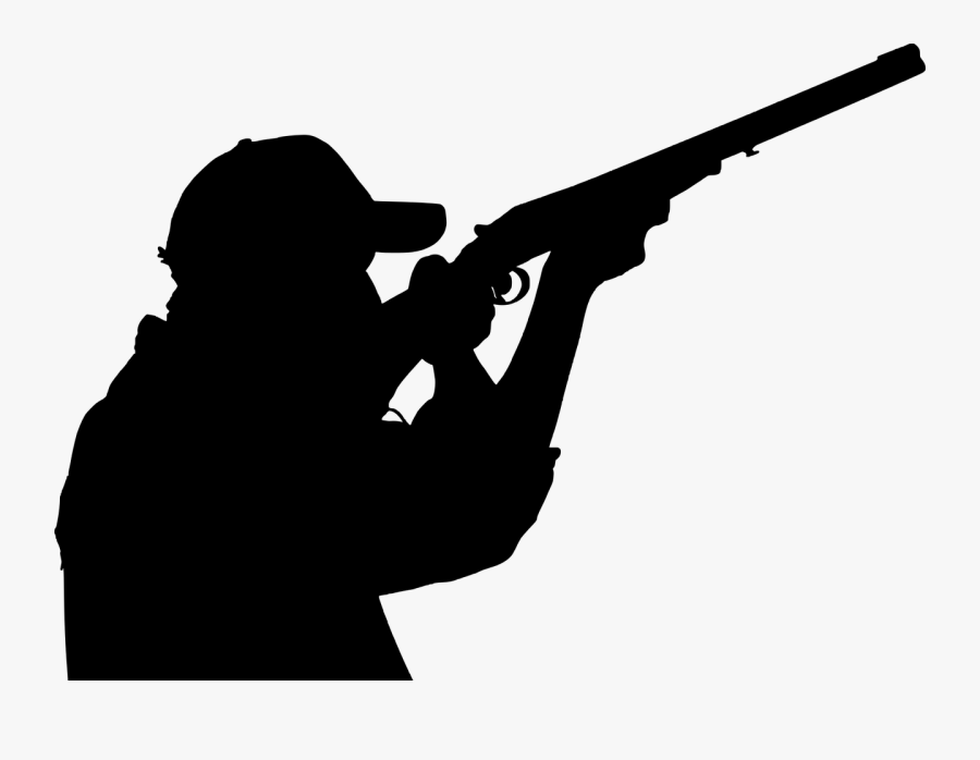 Weapon Gun Free On - Sporting Clays Clip Art, Transparent Clipart