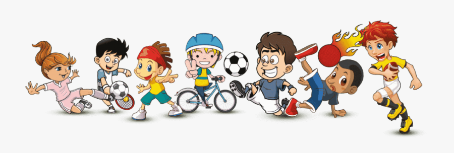 Holiday Sports Camps For Kids - Kids Sport Clipart, Transparent Clipart