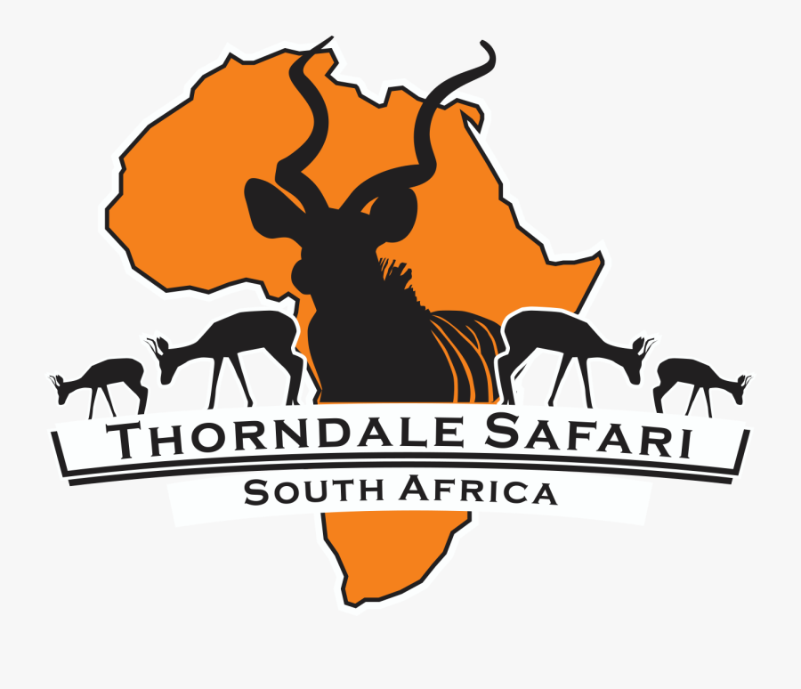 Transparent African Animals Clipart - Africa Tour Logo, Transparent Clipart