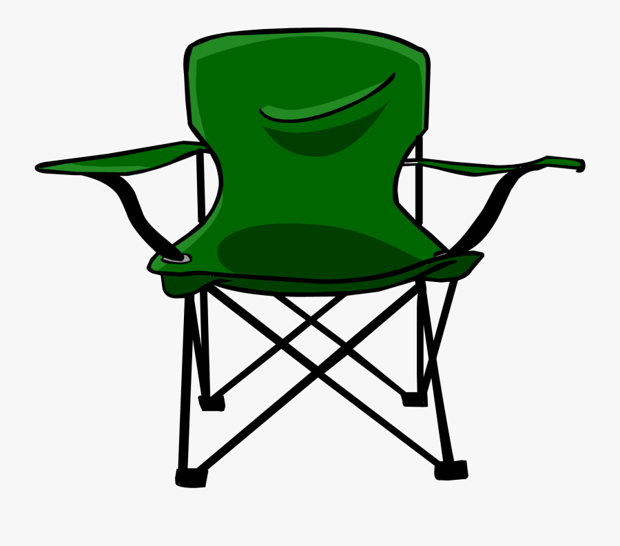 Image - Camping Chair Clipart, Transparent Clipart