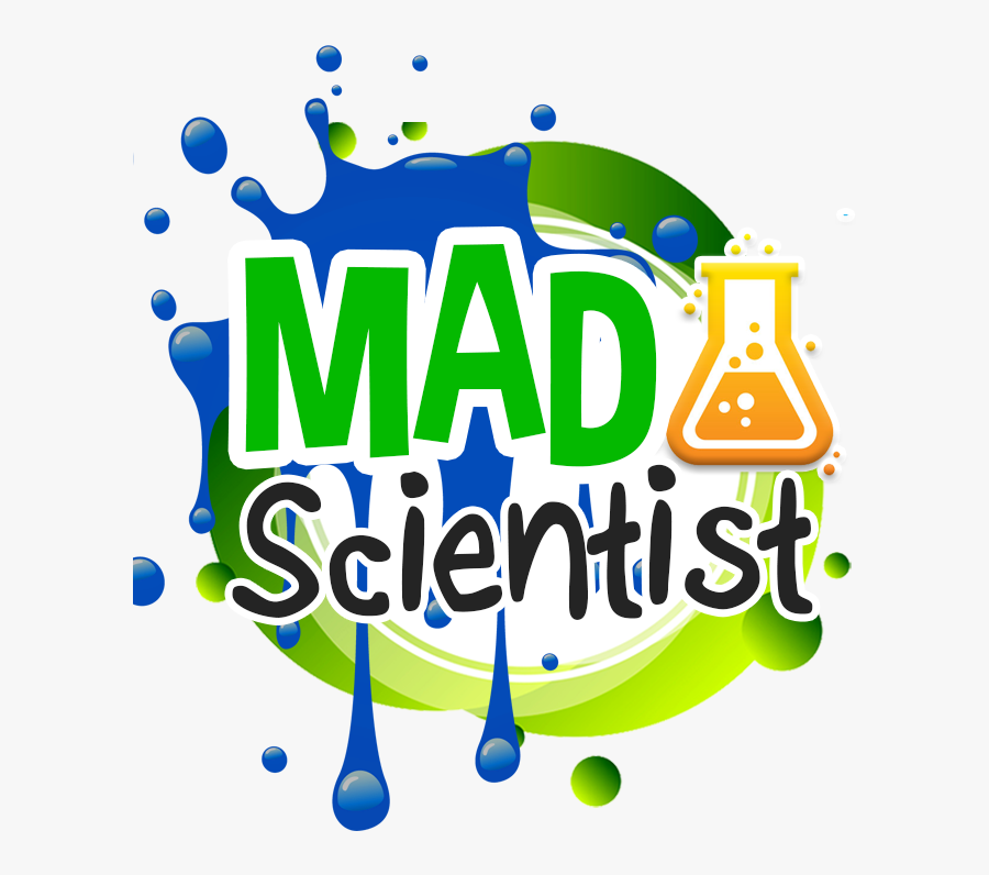 Mad Scientist Logo - Kid Mad Scientist Logo, Transparent Clipart