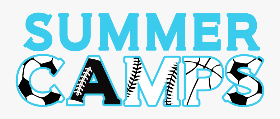 2019 Summer Camps - Summer Camp Sports, Transparent Clipart