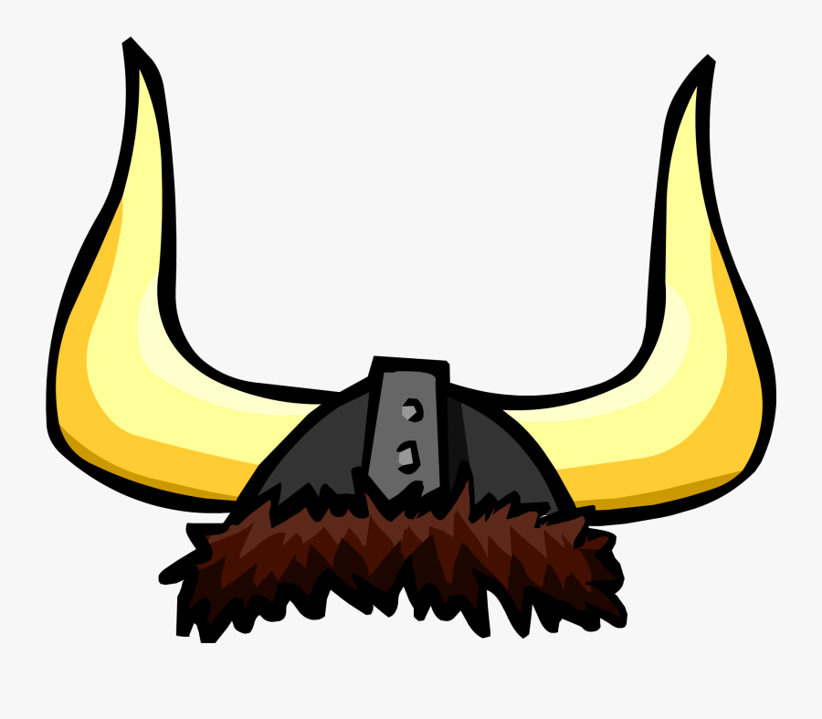 Viking Helmet Transparent Background, Transparent Clipart