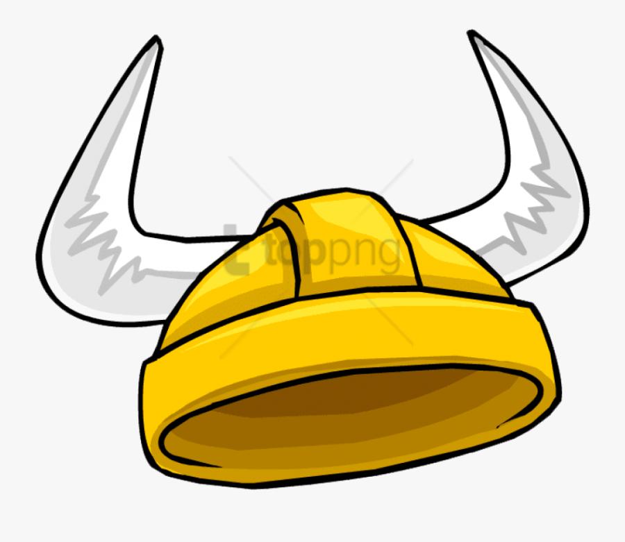 Viking Helmet Png - Viking Hat Png, Transparent Clipart