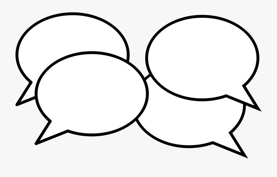 Conversation Clipart Dialogue - Conversation Clipart Png, Transparent Clipart