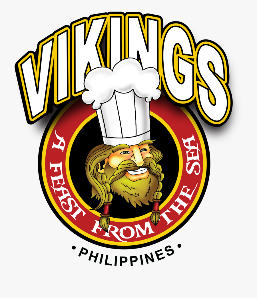 Viking Clip Logo - Vikings Luxury Buffet Logo, Transparent Clipart