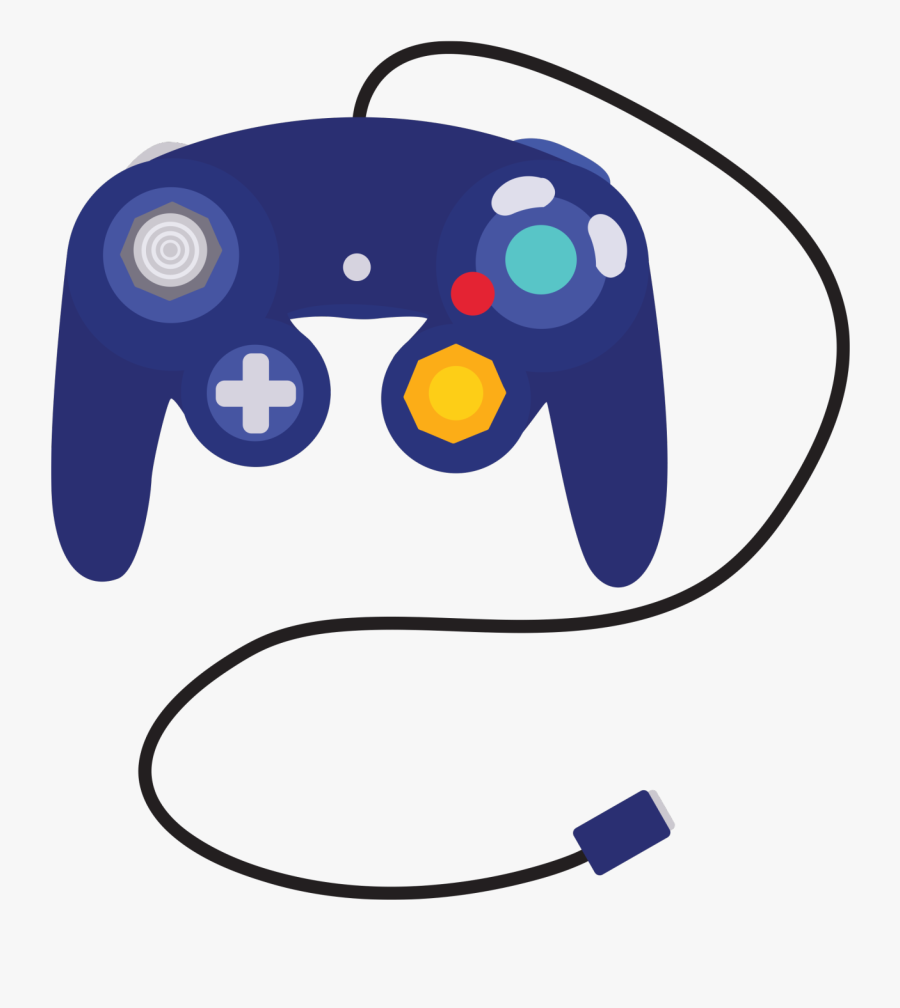 Input Device Free On - Video Game Controller Png, Transparent Clipart