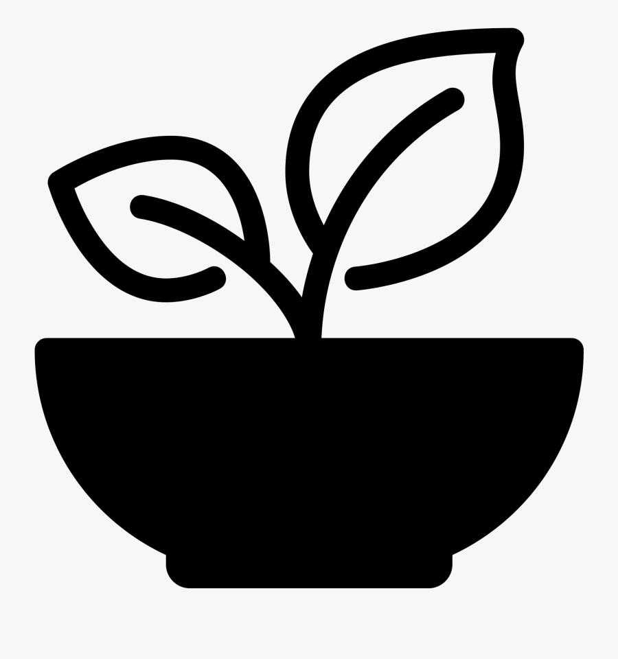 Healthy Food Filled Icon - Healthy Food Icon Transparent Background, Transparent Clipart