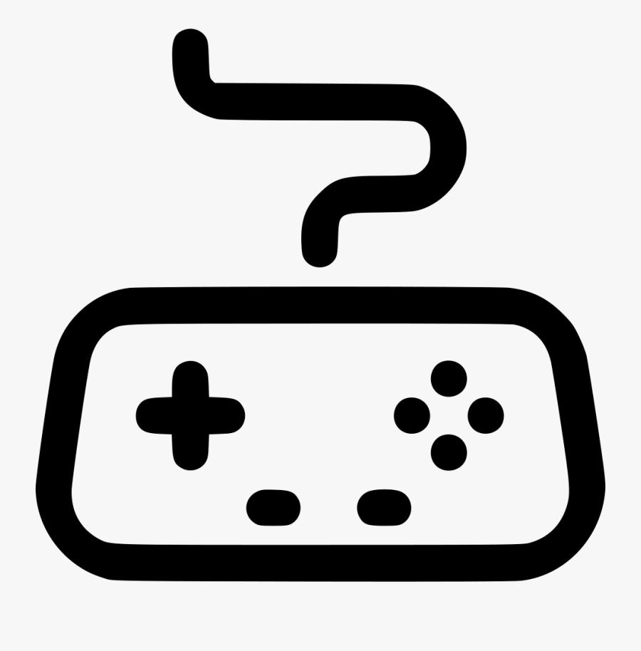 Transparent Controller Clip Art Png - Clip Art Game Controller, Transparent Clipart