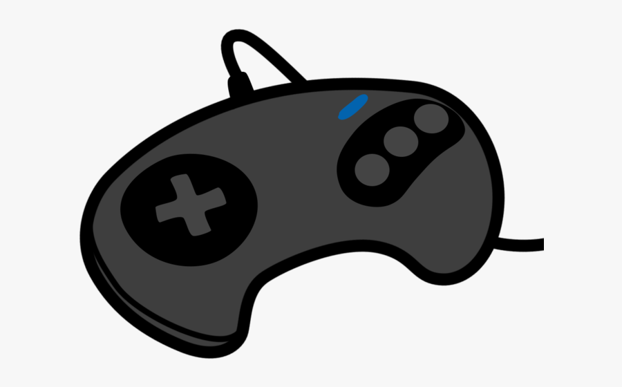 Animated Gaming Controller Logo Images Gallery - Game Controller Animated, Transparent Clipart