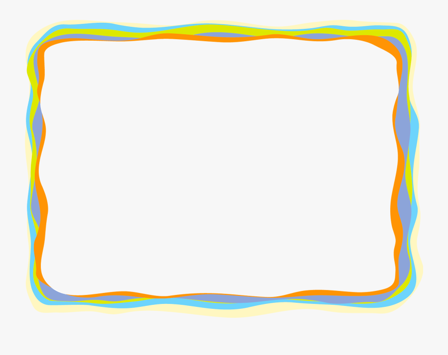 Free Png Borders And Frames Clipart , Png Download - Borders And Frames Png, Transparent Clipart