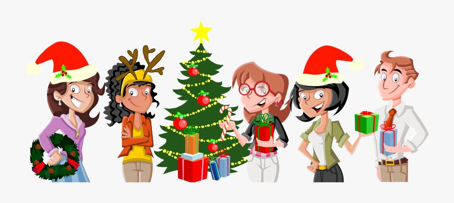 Transparent Holiday Party Clipart, Transparent Clipart