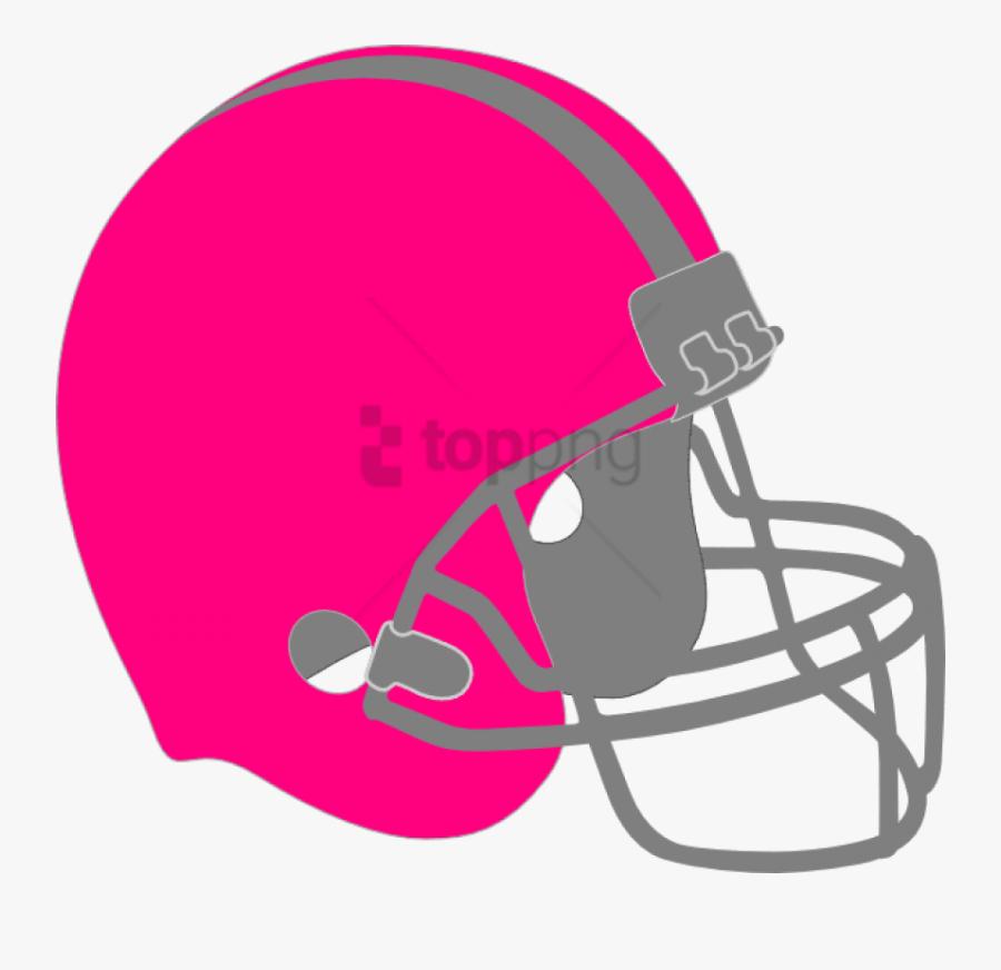 Clip Art Clip Art At Clker - Black Football Helmet Png, Transparent Clipart