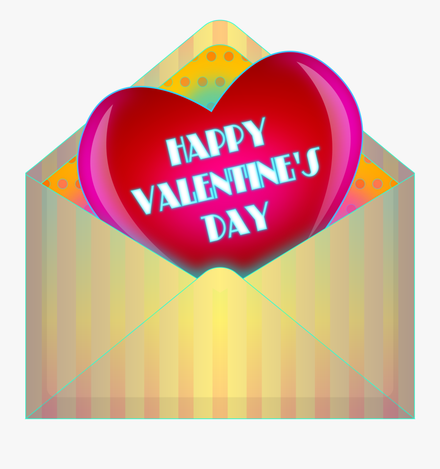 """Love Clipart, San Valentine""""s Day Card, Card Template, - Clip Art Valentines Cards, Transparent Clipart"""