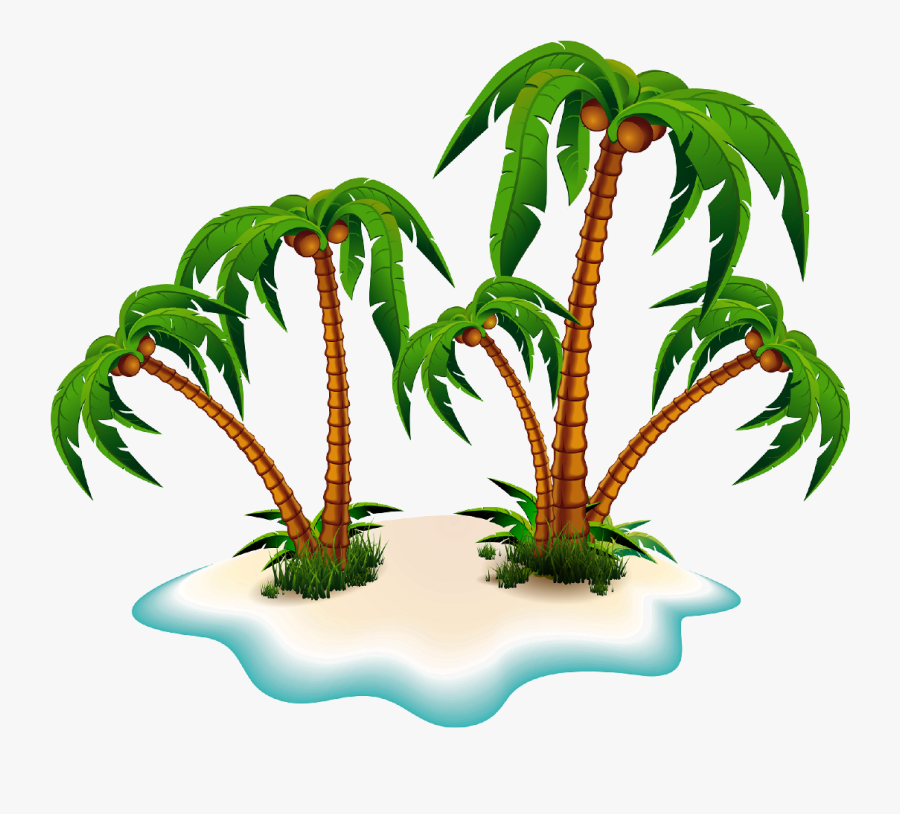 Palm Tree Png Clipart - Clipart Palm Tree Png, Transparent Clipart