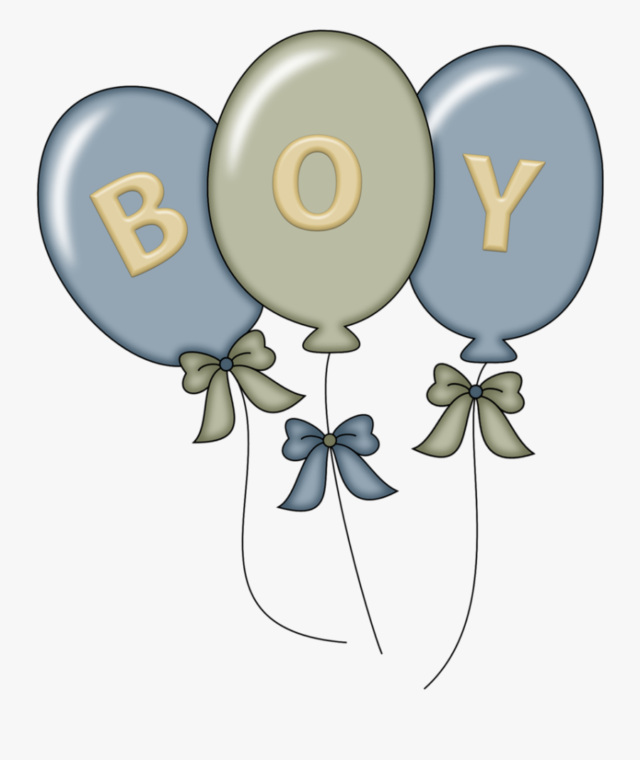 Shower Png Clipart For Baby Boys, Transparent Clipart
