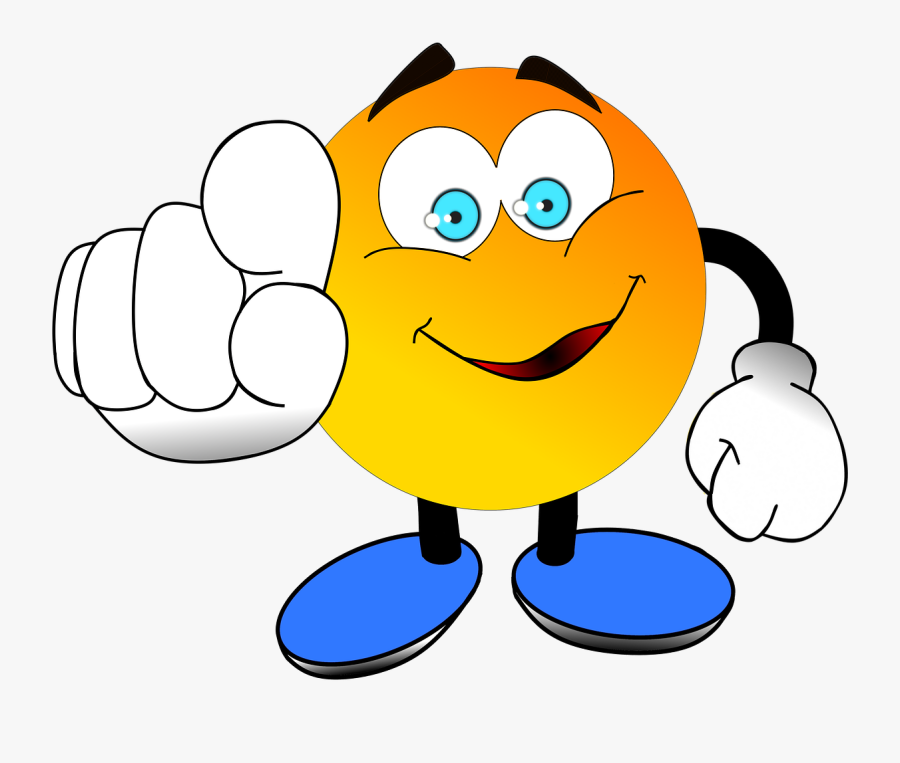 Finger Pointing At You Png - Clip Art Point At You, Transparent Clipart