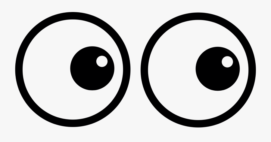 Cartoon Eyes No Background Clipart Png Download Eyes Clip Art