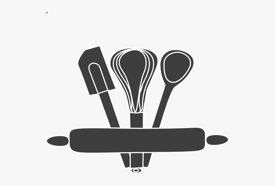 Whisk And Spatula Clipart, Transparent Clipart